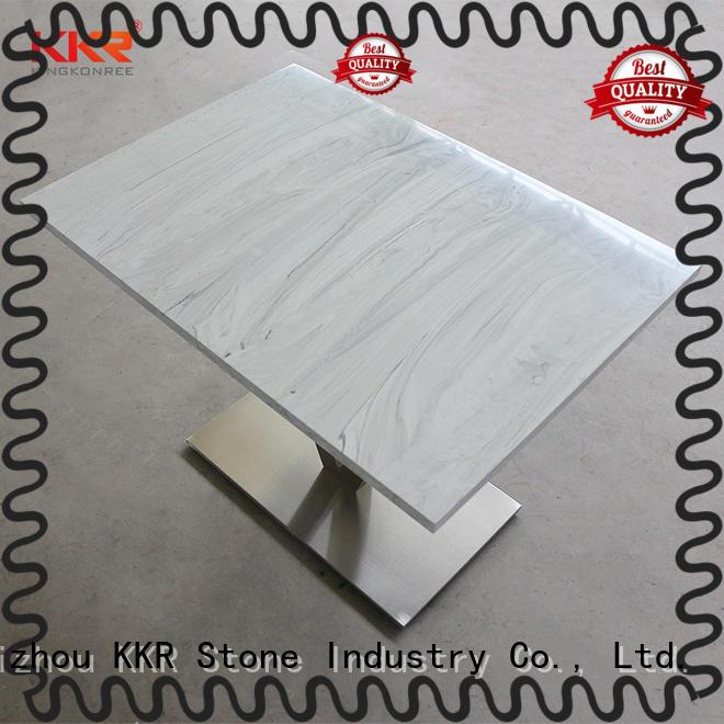 KKR Stone table bar counter