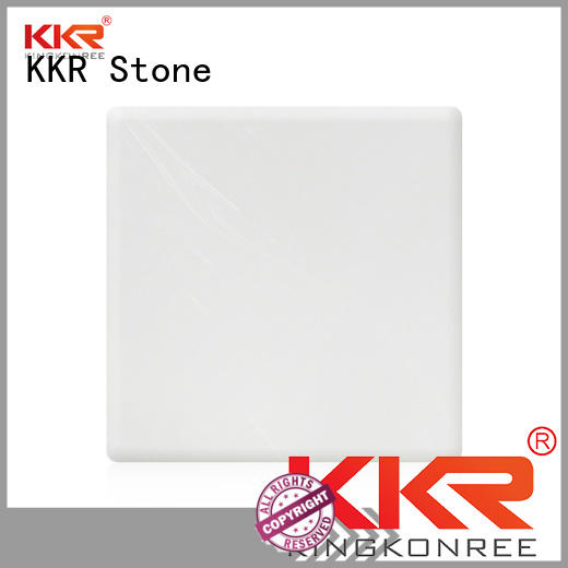 KKR Stone width marble solid surface wholesale furniture set