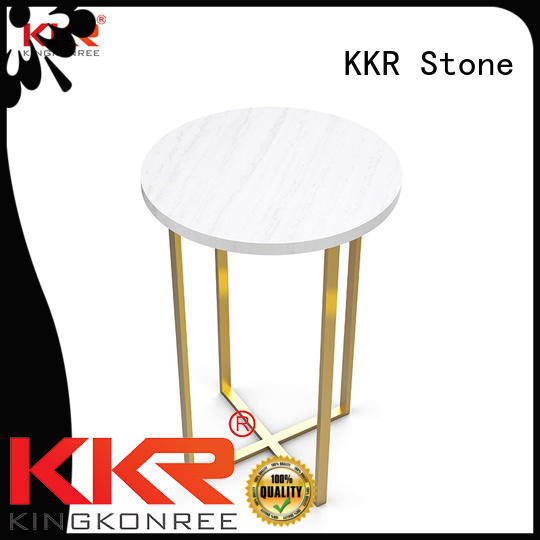 KKR Stone artificial stone dining table