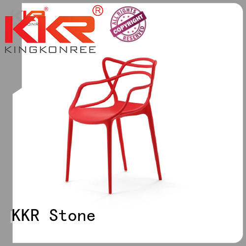 hot-sale plastic dining chairs colorful widely-use for outdoor