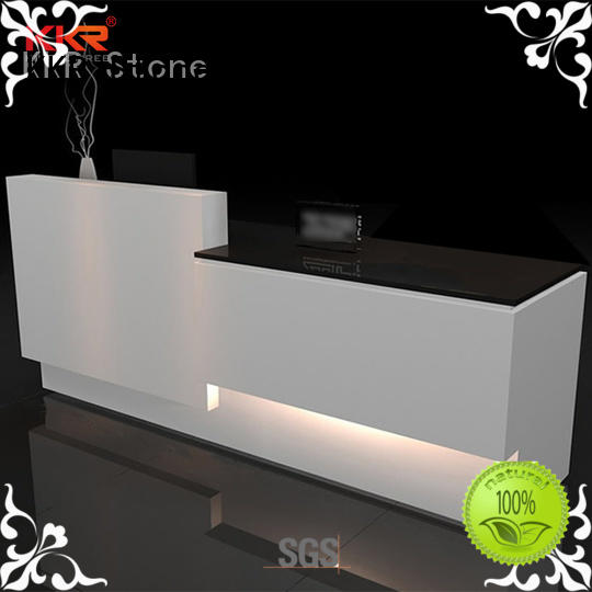 lassic style curved reception desk long-term-use for bar table
