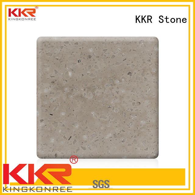 modern solid surface sheet bulk production for entertainment KKR Stone