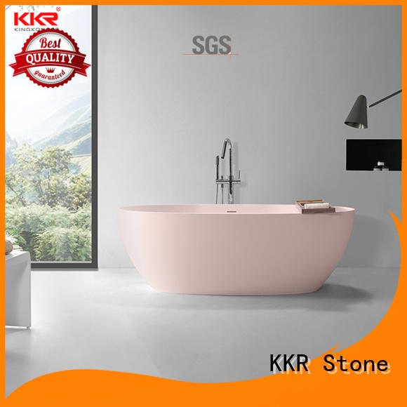 KKR Stone walk in bathtub supply for home