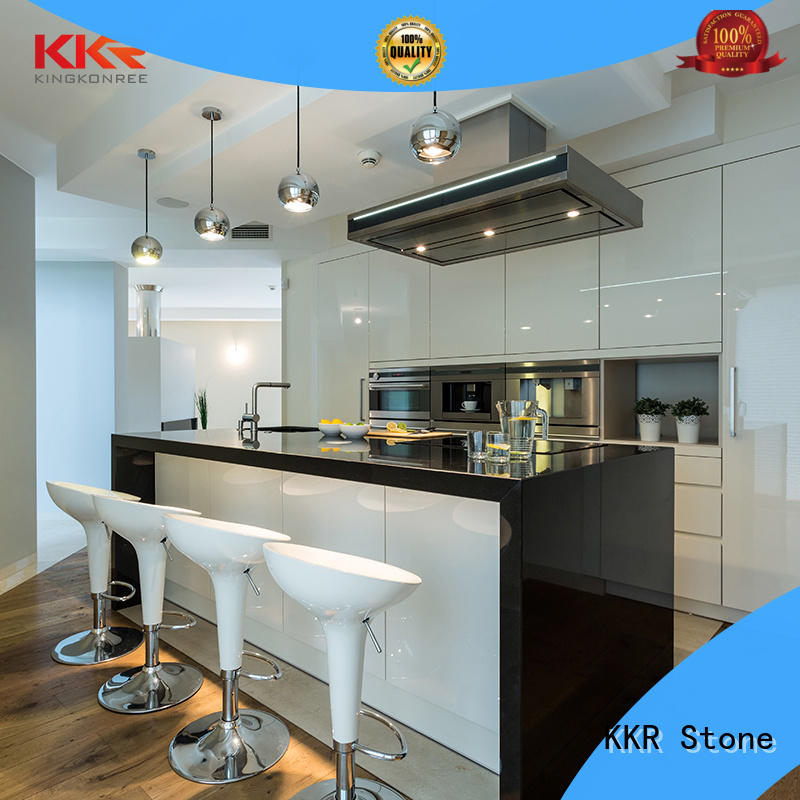 KKR Stone best solid kitchen countertops for wholesale for entertainment