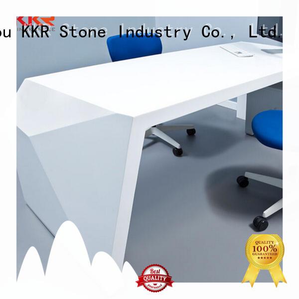 modern office furniture white vendor for bar table