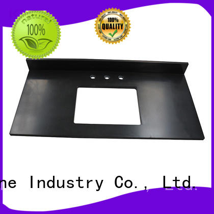 small solid surface countertops for building KKR Stone