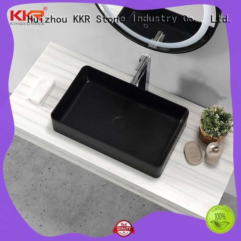 KKR Stone corian kitchen sinks supply for worktops