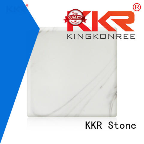 KKR Stone solid solid surface slab furniture set