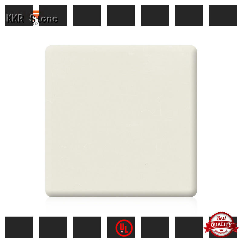 KKR Stone lassic style solid surface factory price for school building