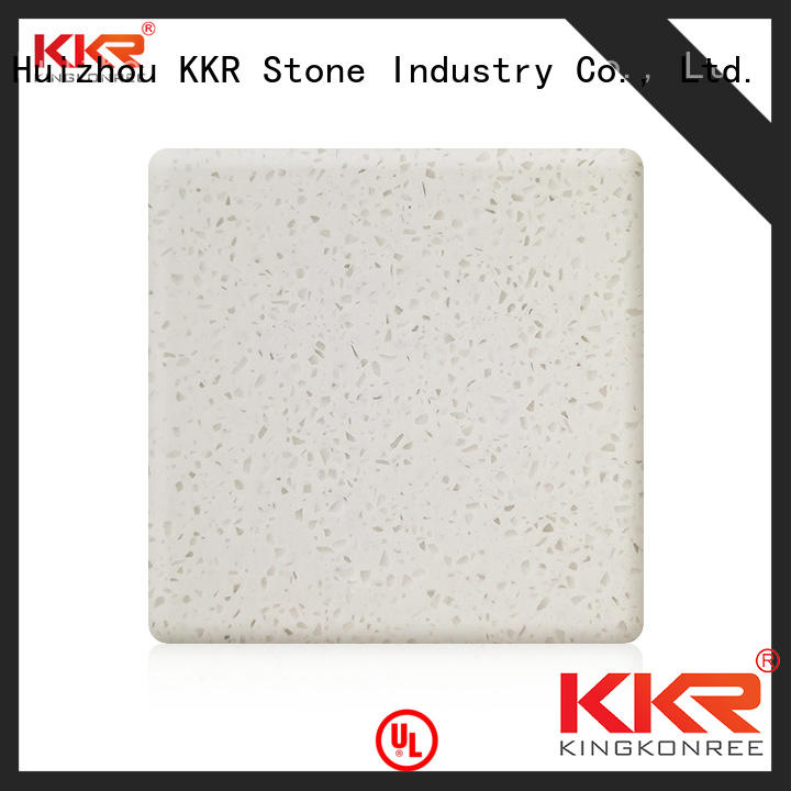 KKR Stone anti-pollution solid surface acrylics superior stain furniture set