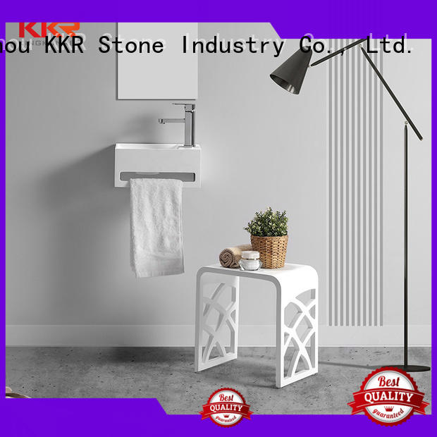 KKR Stone bathroom vanity with sink supply for table tops