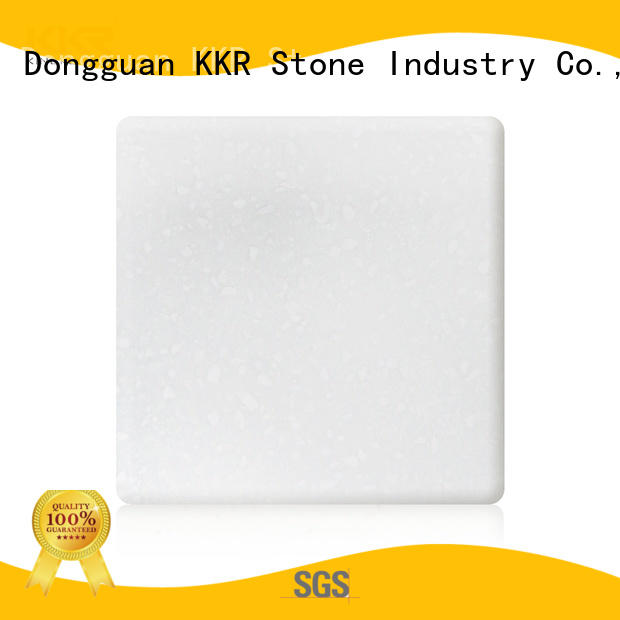 KKR Stone color solid surface widely-use for early education