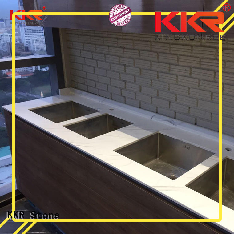 nice kitchen quartz countertops  manufacturer for building