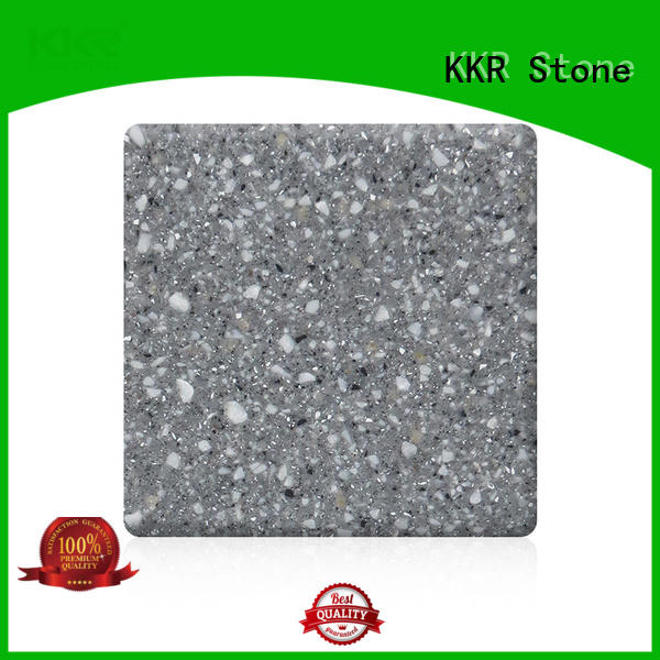 sheets 100 acrylic solid surface small for shoolbuilding KKR Stone