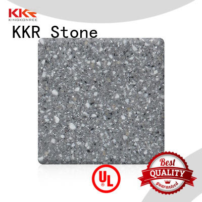solid surface wall panel royal for early education KKR Stone