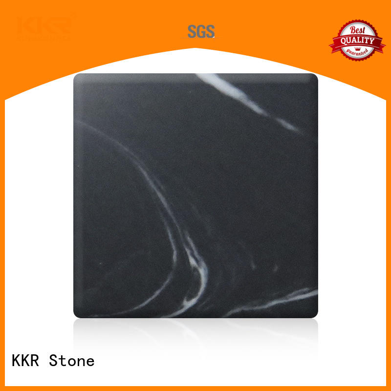 stone solid surface slab effectively for home