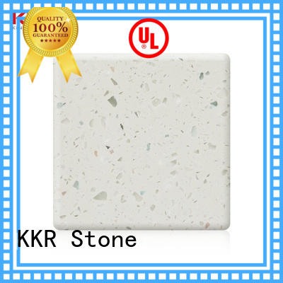 KKR Stone flame-retardant solid surface supply for kitchen tops