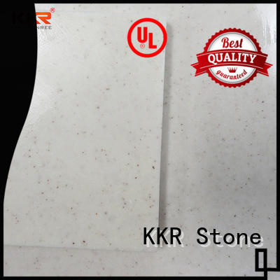 KKR Stone lassic style solid surface certifications for early education