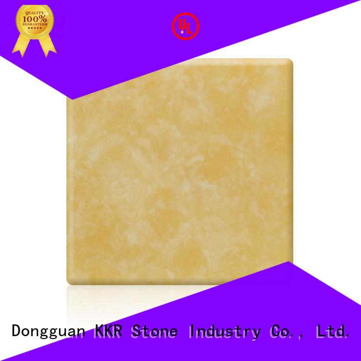 unique translucent stone panel from China furniture set KKR Stone