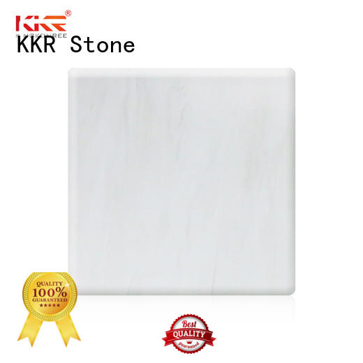 KKR Stone pattern corian solid surface sheet equipment for home