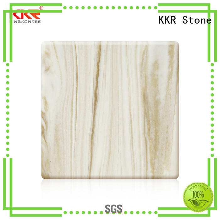 KKR Stone sheets building material producer for entertainment