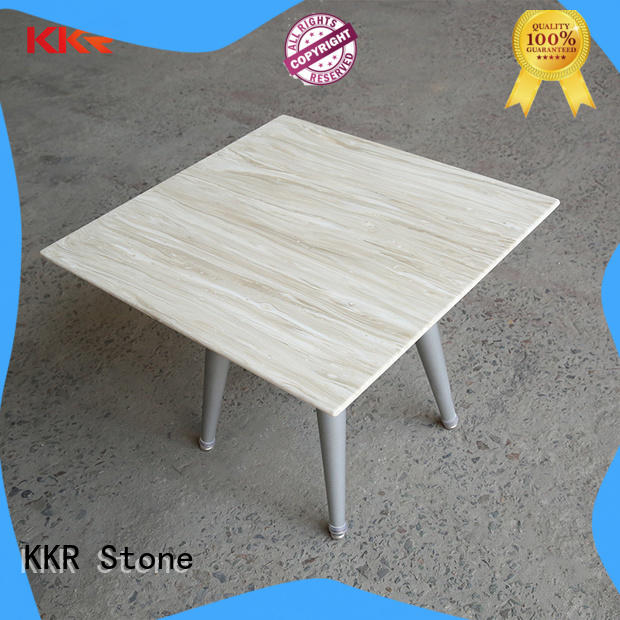 restaurant table marble