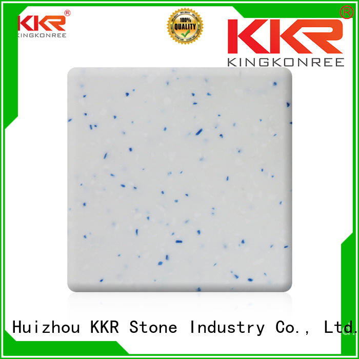 KKR Stone acrylic modified solid surface superior stain furniture set