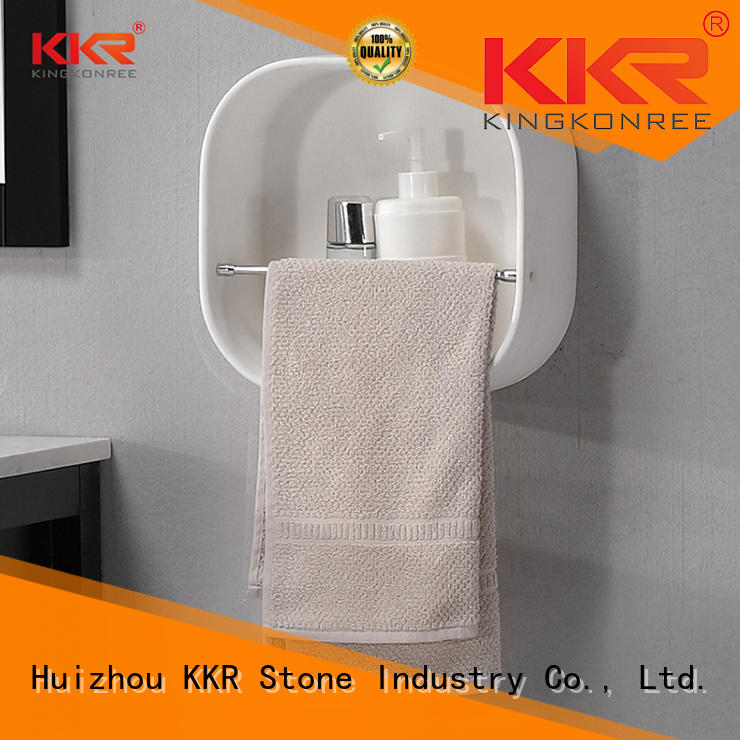 KKR Stone acrylic vanity chair  manufacturer for home
