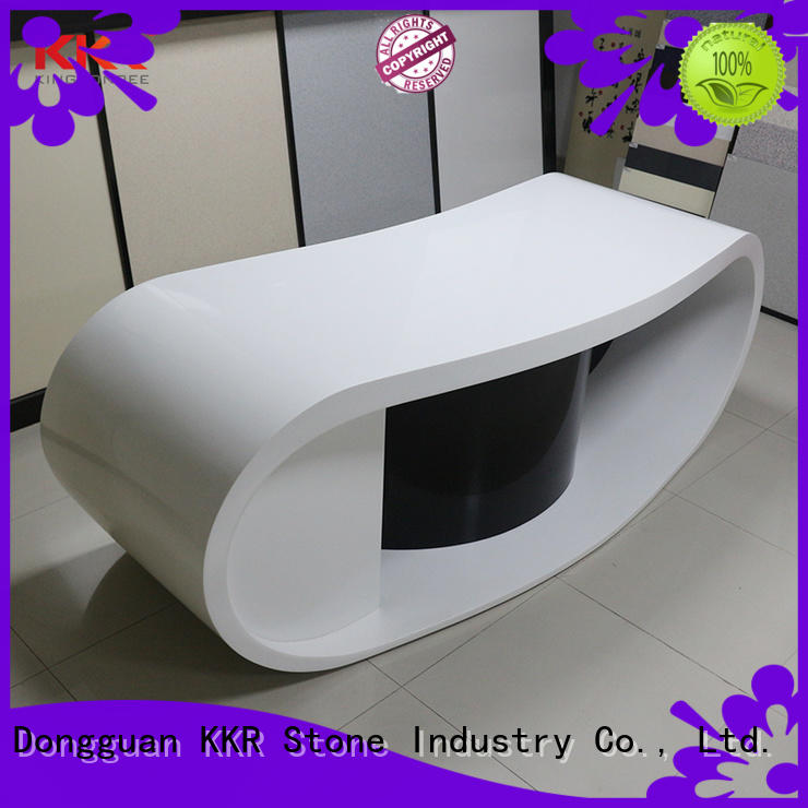 white office furniture custom-design for bar table