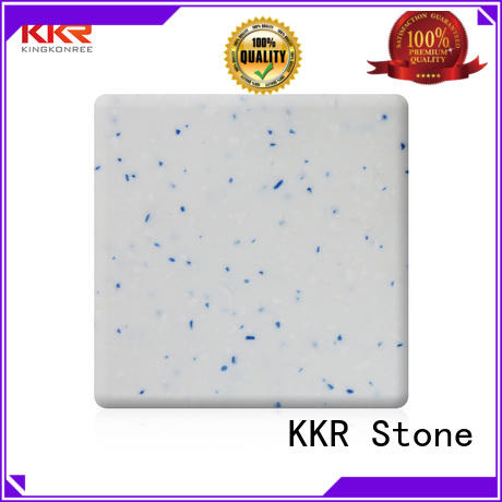 KKR Stone new-arrival modified solid surface superior bacteria for table tops