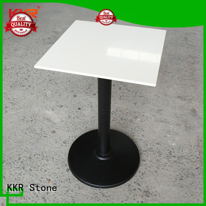 KKR Stone marble solid surface table top