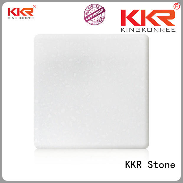 KKR Stone marble modified solid surface superior stain for building