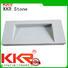 KKR Stone texture bathroom vanity tops China for worktops
