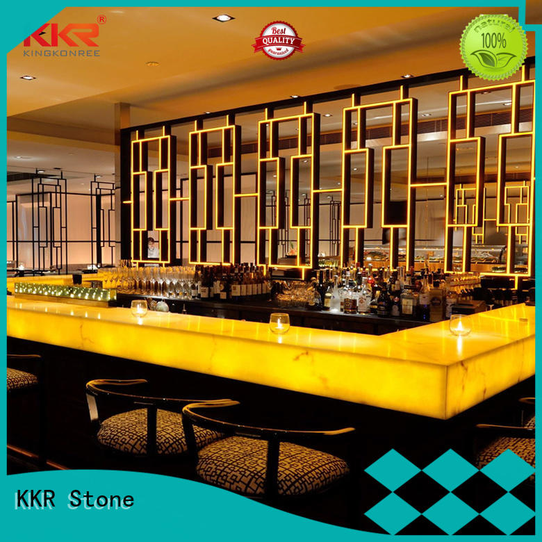 KKR Stone table table set