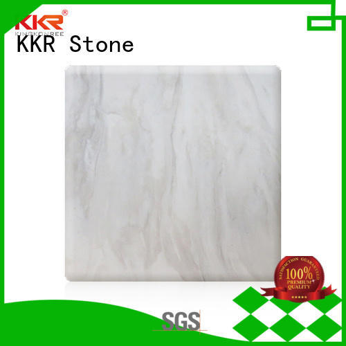 pattern marble solid surface producer for early education
