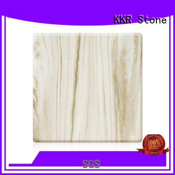 high-quality solid surface kkra028 for table tops