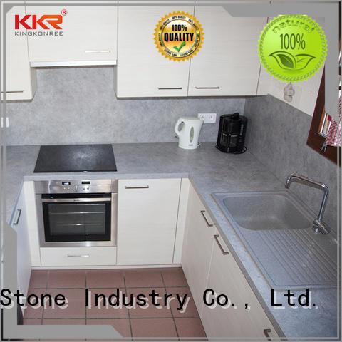 KKR Stone kitchen kitchen quartz countertops factory for home