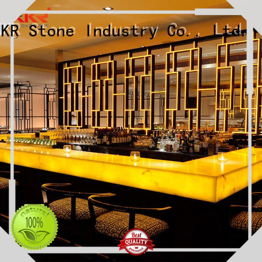 marble marble round dining table KKR Stone
