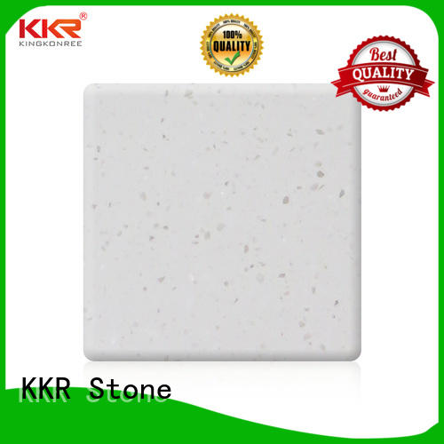 KKR Stone marble modified solid surface superior bacteria for kitchen tops