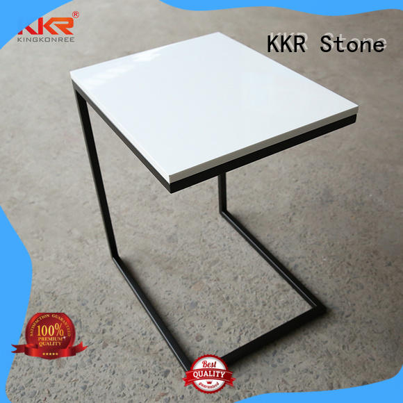 KKR Stone solid surface table top