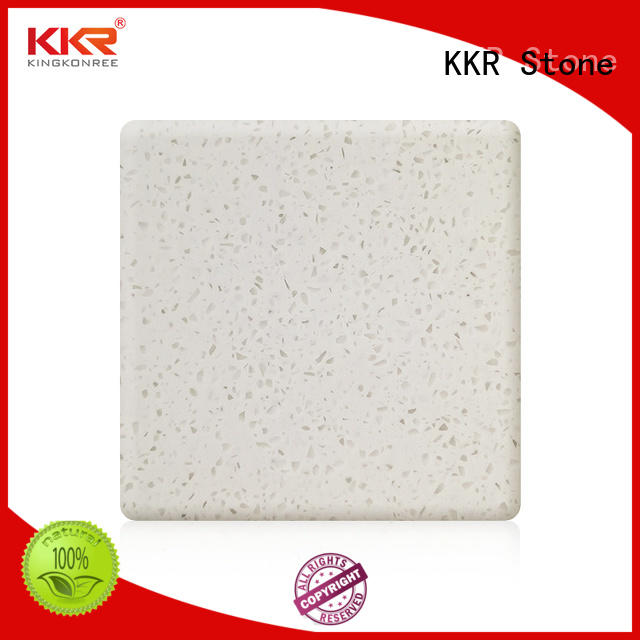 KKR Stone Warm touch solid surface factory superior bacteria furniture set