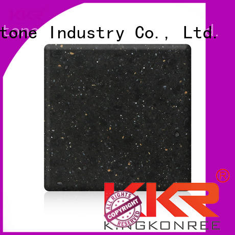 modified solid surface sheet slabs thickness furniture set KKR Stone