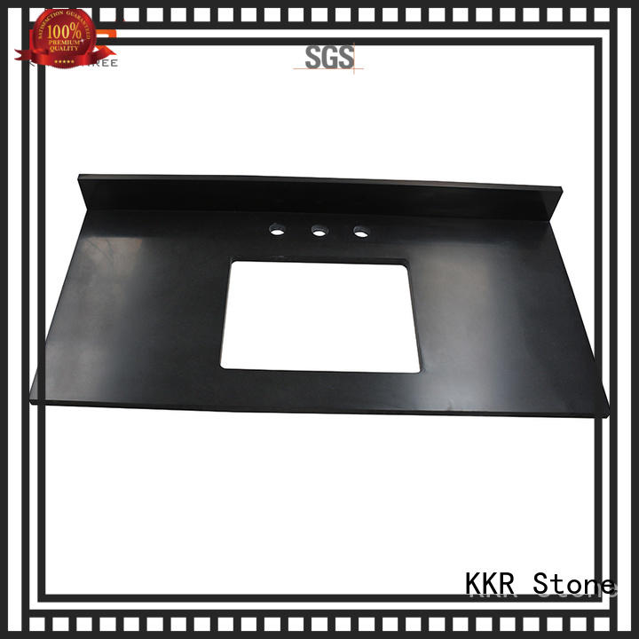 KKR Stone thermoforming solid surface countertops price for home