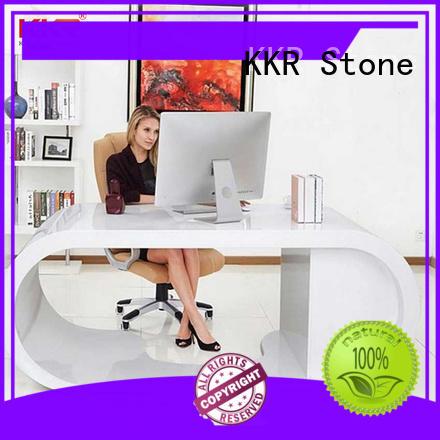reception desk design design for kitchen tops KKR Stone