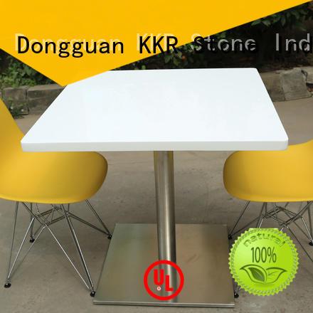 restaurant luxury marble dining table KKR Stone