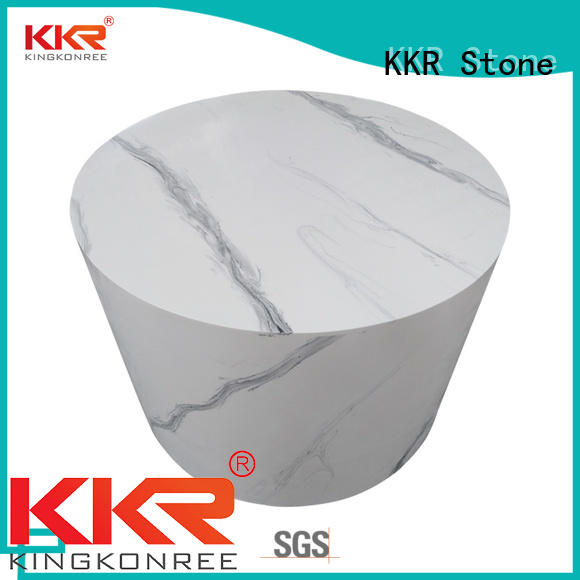 artificial stone dining table artificial