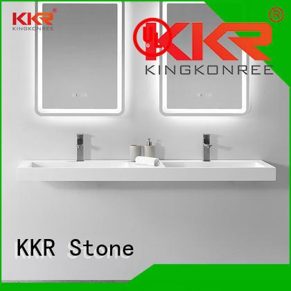 KKR Stone lassic style countertop basin bulk production for home