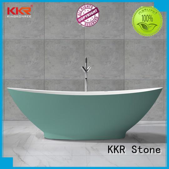 KKR Stone unique walk in bathtub manufacturer for bathroom