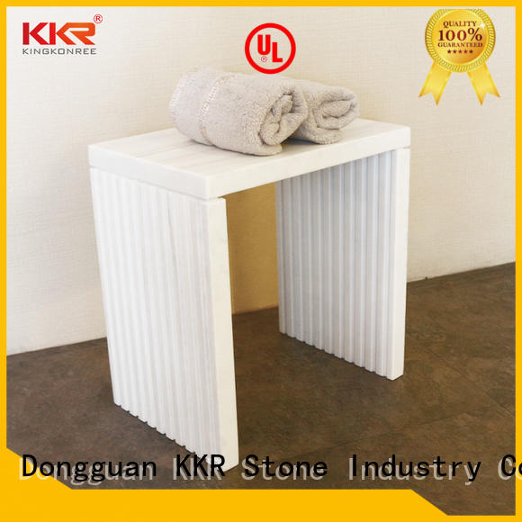 KKR Stone bathroom vanity stool inquire now for living room