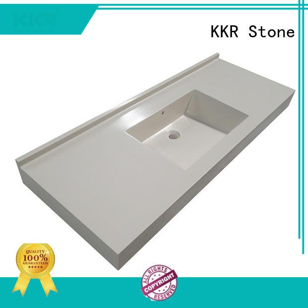KKR Stone design vanity top bathroom supplier